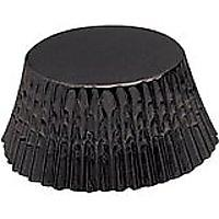Foil Bake Cups, Black