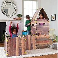 Fort Kit Pretend Play Construction Building Set