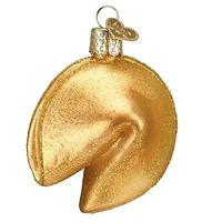 Fortune Cookie Holiday Ornament