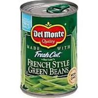 French-Cut Green Beans
