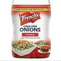 French Fried Onions (Green Bean Casserole)