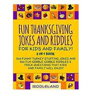 Fun Thanksgiving Jokes and Riddles for Kids and Family
