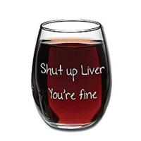 Funny Wine Glasses