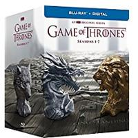 """Game of Thrones"" DVDs"