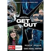 """Get Out"" DVD"