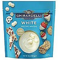 Ghirardelli Chocolate White Candy Making Wafer