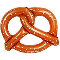 Giant Pretzel Inflatable Float