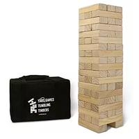 Giant Tumbling Blocks Game