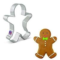 Gingerbread Men Cookie Cutters