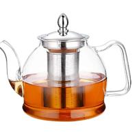 Glass Teapot with Removable Infuser (Bestseller)