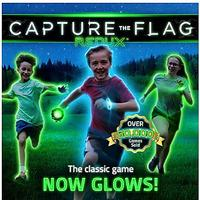 Glow in the Dark Capture the Flag Game