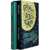"""Good Night Stories for Rebel Girls"" Box Set"