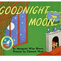 Goodnight Moon by Margaret Wise Brown (Honorable Mention)