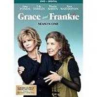 Grace and Frankie Season One DVD