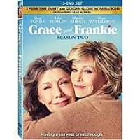 Grace and Frankie Season Two DVD