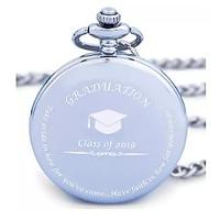 Graduation Pocket Watch