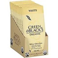 Green & Black's Organic White Chocolate With Vanilla