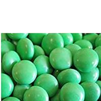 Green Chocolate Candy