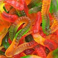 Gummy Worms Bulk