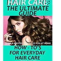 Hair Care Books