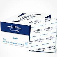 Hammermill Copy Paper, Letter Size