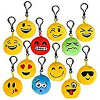 Happy Face Keychains