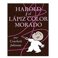 Harold y El Lapiz Color Morado (Harold and the Purple Crayon, Spanish Edition)