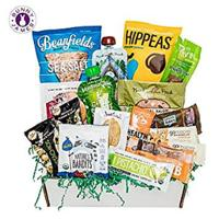 Healthy Vegan Snacks Care Package