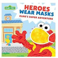 Heroes Wear Masks: Elmo's Super Adventure