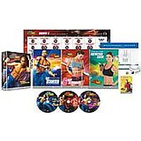 Hip Hop Abs DVD Workout