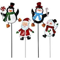 Holiday Garden Stakes