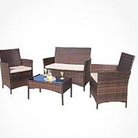 Homall Outdoor Patio Furniture Set