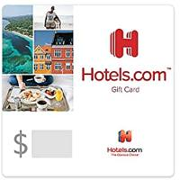Hotel Gift Cards