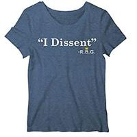 I Dissent RBG Ruth Bader Ginsburg Women's T-shirt