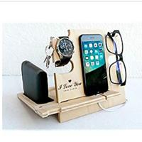 """I Love You"" Engraved Docking Station"