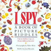 """I Spy"" Books"