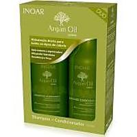 INOAR Professional Argan Oil Shampoo & Conditioner