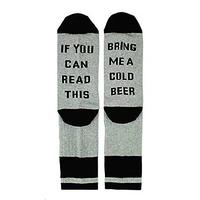 If You Can Read This Funny Socks