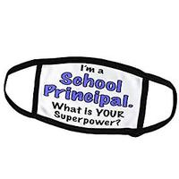 I'm a School Principal, What's Your Superpower?