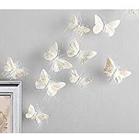 Inspired by Jewel Butterfly Wall Decorations