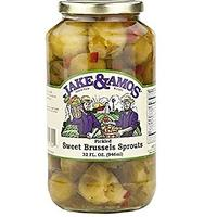 J&A Pickled Sweet Brussel Sprouts