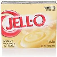 JELL-O Instant Pudding & Pie Filling
