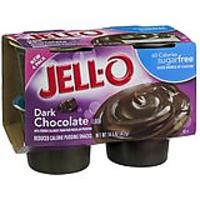 JELL-O Sugar-Free Dark Chocolate Pudding Cups