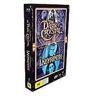 Jim Henson's The Dark Crystal / Labyrinth (Limited Edition VHS Case)