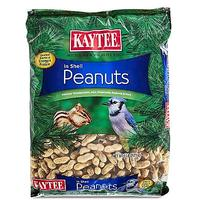 Kaytee Peanuts In Shell For Wild Birds, 5-Pound (Dieter Approved)