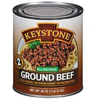 Keystone Meats All Natural Ground Beef