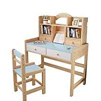 Kid's Desk and Chair Set