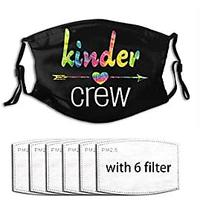 Kinder Crew Face Mask