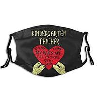 Kindergarten Teacher Face Mask