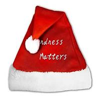 Kindness Matters Santa Hat
